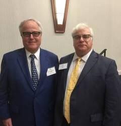 North Carolina Commerce Secretary Tony Copeland